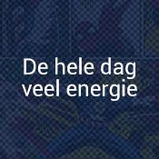 Hoe heb je de hele dag veel energie?